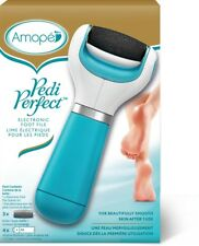 Amope Pedi Perfect Electronic Foot File w/ 3 BONUS Refills - Regular Coarse 1 ea