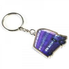 New Official Harry Potter Knight Bus Metal Key Ring Keyring