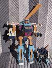 Hasbro Transformers Armada Series - Cyclonus with Crumplezone Mini-con (2002)