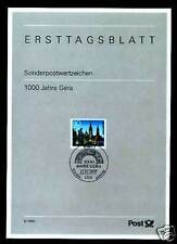 Briefmarken-Ersttagsblätter aus Sammlung mit Postfrisch