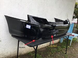 2008-2010 Infiniti M35 Rear Bumper