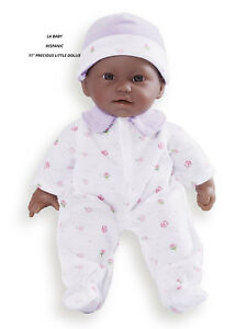 AFRICIAN A La Doll Baby  Washable Perfect to Love Cuddle Feels Like Real Baby