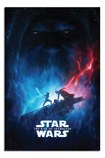 "Star Wars The Rise Of Skywalker Galactic Encounter Poster 24x36"" New"