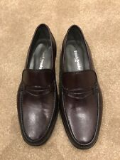 Mens Russell And Bromley Brown Shoes Size 9 Great Condition