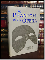 Phantom Of The Opera by Gaston Leroux Brand New Deluxe Soft Leather Feel Edition