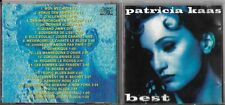 CD PICTURE COLLECTOR 23 TITRES PATRICIA KAAS BEST IMPORT