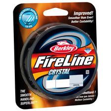 Berkley FireLine Fused Crystal Fishing Line (125 yds) - 6 lb Test