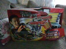Transformers 2007 movie Starscream Barrel Roll Blaster Play Set MISB Unopened