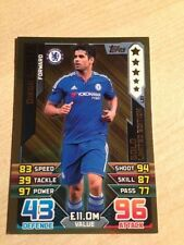 Premier League Chelsea 2015-2016 Football Trading Cards
