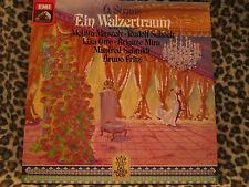 OSCAR STRAUS - EIN WALZERTRAUM ( GROSSER QUERSCHNITT ) - LP EMI 1C037-28134