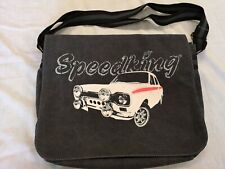 Mk 1 escort mexico red messenger bag by speedking Race Rally