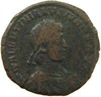 ROME EMPIRE VALENTINIANUS FOLLIS #s29 117