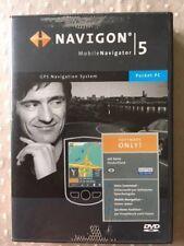 NAVIGON Mobile Navigator 5 auf 2 DVD +1CD  Karten von D, Europa, Golfstaaten