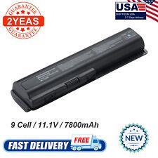 9Cell Battery for HP Pavilion dv4 dv5 dv6 G60 CQ40 CQ60 484170-001 484170-002 US