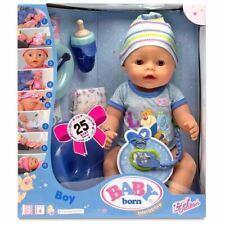 Baby Born Interactive Boy Doll Parts Accessories Zapf Creations