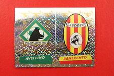 Panini Calciatori 2000/01 N. 654 AVELLINO BENEVENTO   SCUDETTO NEW DA EDICOLA!!