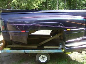 1998 Dodge dually 8ft truck bed Ram 2500 or Ram 3500