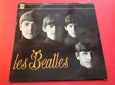 THE BEATLES LES BEATLES Rare Orange Label 1964 France French LP Nice Copy