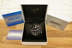Seiko Prospex Diver SRP655K1 50th Anniversary Automatic Baby Tuna Watch RARE