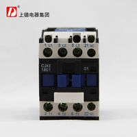 1PC Chint  CJX2-1801  AC Contactor Voltage AC380V   18A