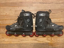 New listing Vintage K2 Fatty Size 9 Aggressive Inline Skates