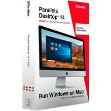 Parallels Desktop 14 - 1Year Vollversion, 1 Lizenz Mac Betriebssystem