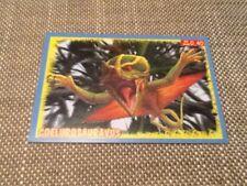 #93 Panini Dinosaurs Like Me sticker / unused / Coelurosauravus