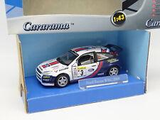 Cararama 1/43 - Ford Focus WRC Rally Mounted Carlo 2000