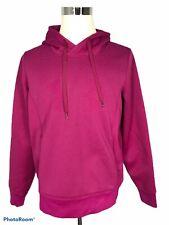 Under Armour Women's Hoodie Sweatshirt XL Extra Large Pink Long Sleeve