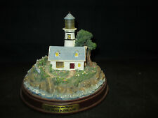 Thomas Kinkade A Light in the Storm Battery Operated Lighted Lighthouse Figure