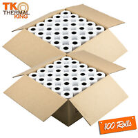 """50 Rolls Thermal King 2 1//4/"""" x 50/' Thermal Paper"""