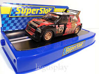 Slot SCX Scalextric Superslot MG Metro 6R4 Nº2 Will Gollop