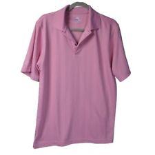 MIZUNO Pink Polo Drylite Golf Shirt Sacramento S