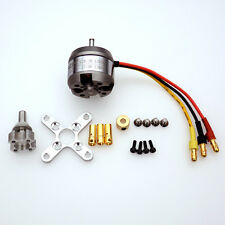 Lanyu 2208 1260kv High Efficiency Outrunner Brushless Motor for RC Airplane