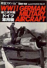 * Koku Fan Illustrated #33 German Military Aircraft WW2