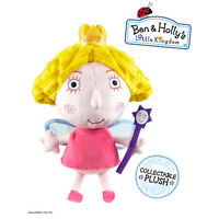Ben & Holly's Little Kingdom ~ Princess Holly ~ Collectable Plush Toy With Tags