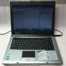 "Lot of 2- 14"" Dell Latitude 110L PP10S Laptops +Celeron M 1.3Ghz & 512MB Memory"