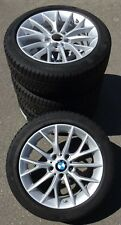 4 BMW Winterräder Styling 380 BMW 1er F20 F21 2er F22 205/50 R17 89H 6796205 RDK
