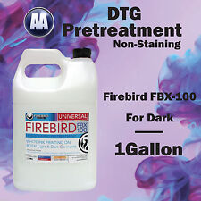 DTG Pretreatment non-staining FIREBIRD for Dark FBX-100 DTG Pretreat 1 Gallon
