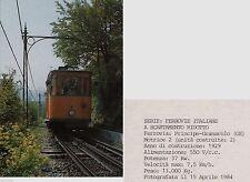 # FERROVIE IT. A SCARTAMENTO RIDOTTO- PRINCIPE-GRANAROLO (GE)- MOTRICE 2- 1929..