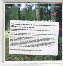 (CO127) The Strange Death Of Liberal England, Come On You Young Philosoph- DJ CD