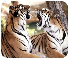 TIGER MOUSE PAD - 1/4 IN. WILD ANIMAL JUNGLE MOUSEPAD