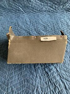 NOS FORD 1965-1966 MUSTANG / SHELBY GT350 GLOVE BOX LINER C5ZZ-6506010-A