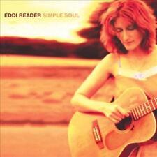 EDDI READER - SIMPLE SOUL USED - VERY GOOD CD