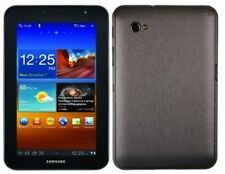 Skinomi Brushed Steel Tablet Skin+Screen Guard for Samsung Galaxy Tab 7.0 Plus