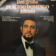 DAS GROßE PLACIDO DOMINGO ALBUM DoLP