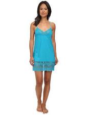 SPECIAL!!! Calvin Klein Underwear Women's Chemise - QS5226 - Blue Size Small