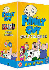 Family Guy - Series 6 - 10 - Complete (DVD, 2011)