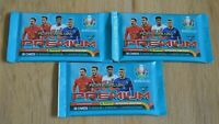 Panini Adrenalyn XL Uefa Euro EM 2020 3x Premium Booster Limited Edition