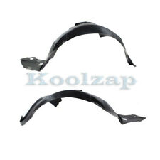 10-12 Fusion Front Splash Shield Inner Fender Liner Panel Left & Right SET PAIR